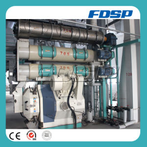 SGS Good Stability Aquatic Fish Feed Mill Equipment pictures & photos