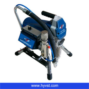 Top Quality Hyvst Electric High Pressure Airless Paint Sprayer Spt490 pictures & photos