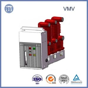 Pole Mounted 630A 7.2kv Vmv Withdrawable Vacuum Circuit Breaker pictures & photos