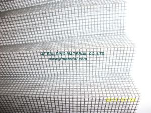 Fiberglass Pleated Insect Mesh Plisse Insect Screen pictures & photos