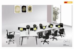 8 Seats Cosy Space Office Workstation Furniture (M204)