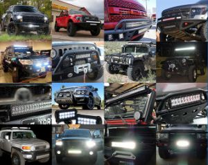 Factory Wholesale Products 120W LED Light Bar pictures & photos