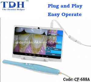Plug & Play CCD High Definition Dental Intraoral Camera (CF-688A) pictures & photos