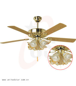 china 52′′ decorative ceiling fan with remote control - china