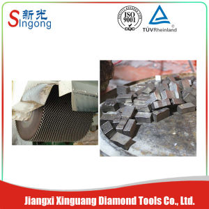 Multi-Layer Segment for Saw Blade Cutting pictures & photos