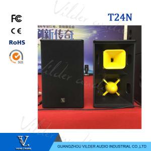 T24n Dual 12′′ Full Range Professional Speaker pictures & photos