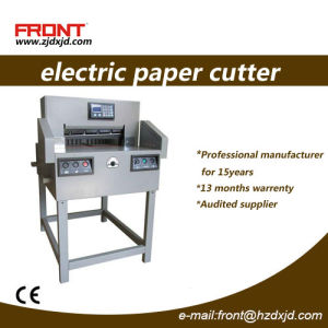 Program Electric Paper Cutter Fn-4806px pictures & photos
