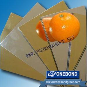 Mirror Aluminum Composite Panel pictures & photos