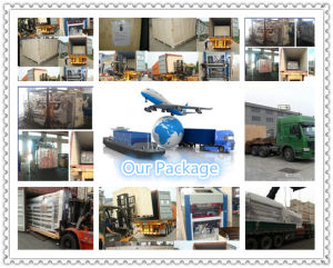 Card Paper Board Double Facer Corrugated Machine pictures & photos