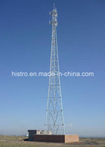 Communication Tower with Angle Steel pictures & photos