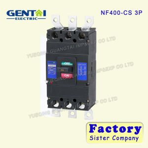 High Quality Cheaper Mitsubishi Type NF400-CS Moulded Case Circuit Breaker pictures & photos