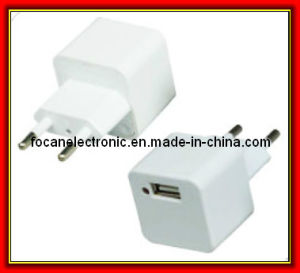 Brazil Power Charger, USB Brazil Power Adapter for iPhone, iPad pictures & photos