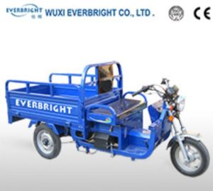 Good Quality Three Wheel Motorcycle Gasoline Tricycle, Petrol Tricycle for Cargo