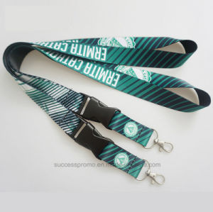 Sublimation Lanyard, Heat Transfer Printing Lanyards pictures & photos