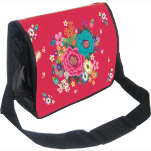 Tarpaulin PVC Shoulder Messenger Laptop Bags for Young pictures & photos