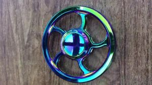 Fine Zinc Alloy Fidget Spinner/Adhd Hands Killing Time Spinner/Finger Spinner pictures & photos