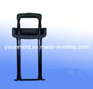 Plastic Suitcase Trolley / Lugggage Case Trolley Injection Mold pictures & photos