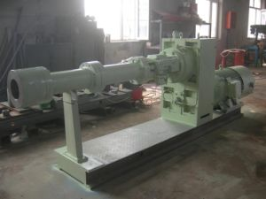 Pin Barrel Cold Feed Rubber Extruder pictures & photos