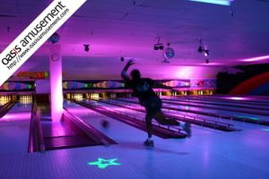 Bowling Equipment, Glow Bowling Lanes Equipment pictures & photos
