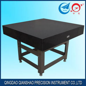 Standard Granite Surface Plate Supporting Stand pictures & photos