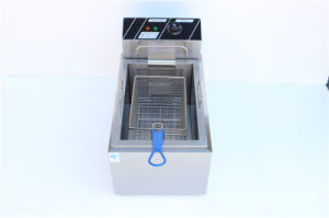 Stainless Steel 304 Commercial Used Deep Fryer pictures & photos