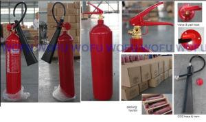 6kg Portable CO2 Fire Extinguisher pictures & photos