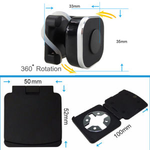 Magnetic Phone Wall Mount with Fast Lock Holder for Cell Phone pictures & photos