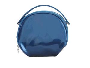 Waterproof Shiny PVC Cosmetic Bag