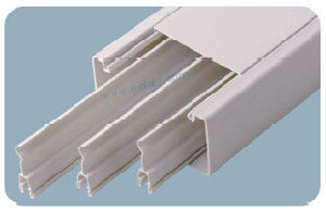 PVC Trunking with Divider
