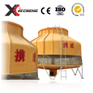 300t Round and Counter Current Cooling Tower pictures & photos