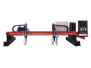 CNC Gantry Type Flame Plasma Cutting Machine