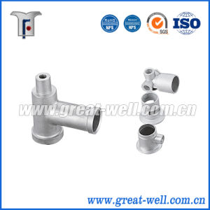 304 Stainless Steel Casting Parts for Faucet of Kitchen Hardware
