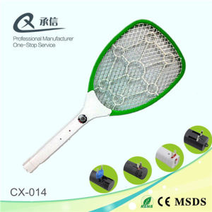 Rechargeable Electronic Kill Mosquitoes Racket to Absorb The Insect pictures & photos