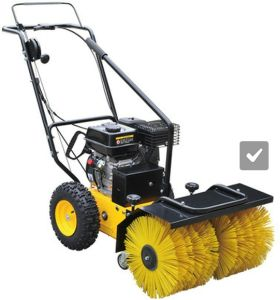 Multifunctional 5.5 HP Power Gasoline Sweeper (SSG5562) pictures & photos