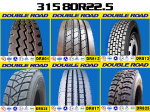 Doubleroad Brands 315/80r22.5 Cheap Price Westlake Tires 11r24.5 Truck Tire pictures & photos