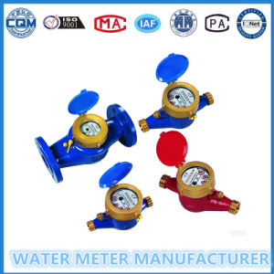 Mechanical Water Flow Meter for Cold/ Hot Drinking Water pictures & photos