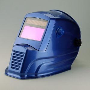 Auto Darkening Welding Helmet (WH7711 Blue) pictures & photos