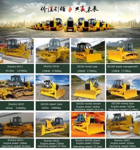 Wheel Loader, Bulldozers, Excavator etc All XCMG Construction Machinery pictures & photos