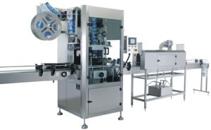Shrink Sleeve Labeling Machine (WD-S250) pictures & photos