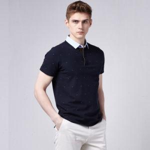 Cheap Golf Polo Shirt Design, Man Polo Shirt 100% Cotton pictures & photos