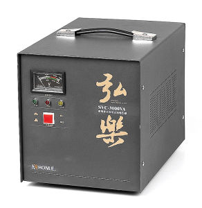 Honle SVC 5000 Watt AC Automatic Voltage Regulator pictures & photos
