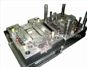 OEM Precision Plastic Injection Mould/ Mold (JD0072)