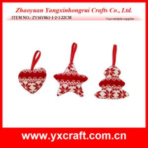 Wholesale Christmas Decorations Knitted Christmas Small Hanging pictures & photos