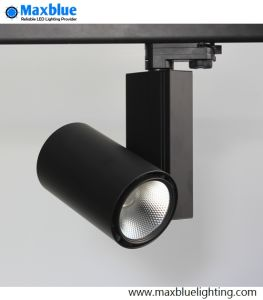 90ra 30W LED Track Light CREE COB for Clothes/Shoes Chain Shop Lighting pictures & photos