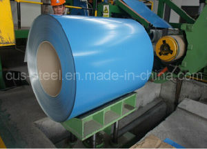 PPGI/Color Coated Steel Sheet for Roofing/Prepainted Galvanized Steel Coil pictures & photos