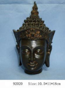 Polyresin Buddha Decoration (LE87-92020)