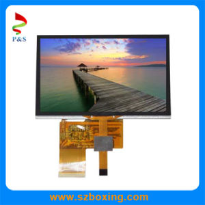 4.3inch TFT LCD with Capacitive Touch Panel pictures & photos