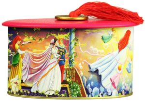 Lime Sweets Hard Fruit-Flavored Candies Tin Cans Metal pictures & photos