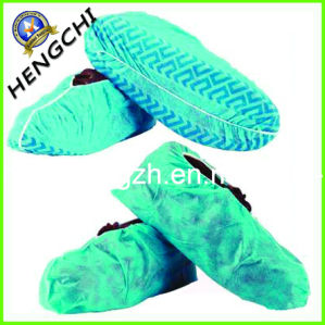 Anti-Skid/Non Skid Non-Woven Shoe Cover as Disposable pictures & photos