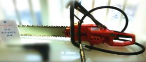 Gasoline Chain Saw with Good Quality and Competitive Price pictures & photos